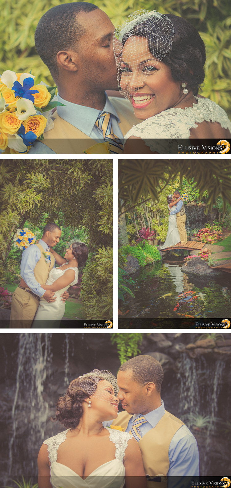 Elusive Visions Hawaii Wedding Photographers 2