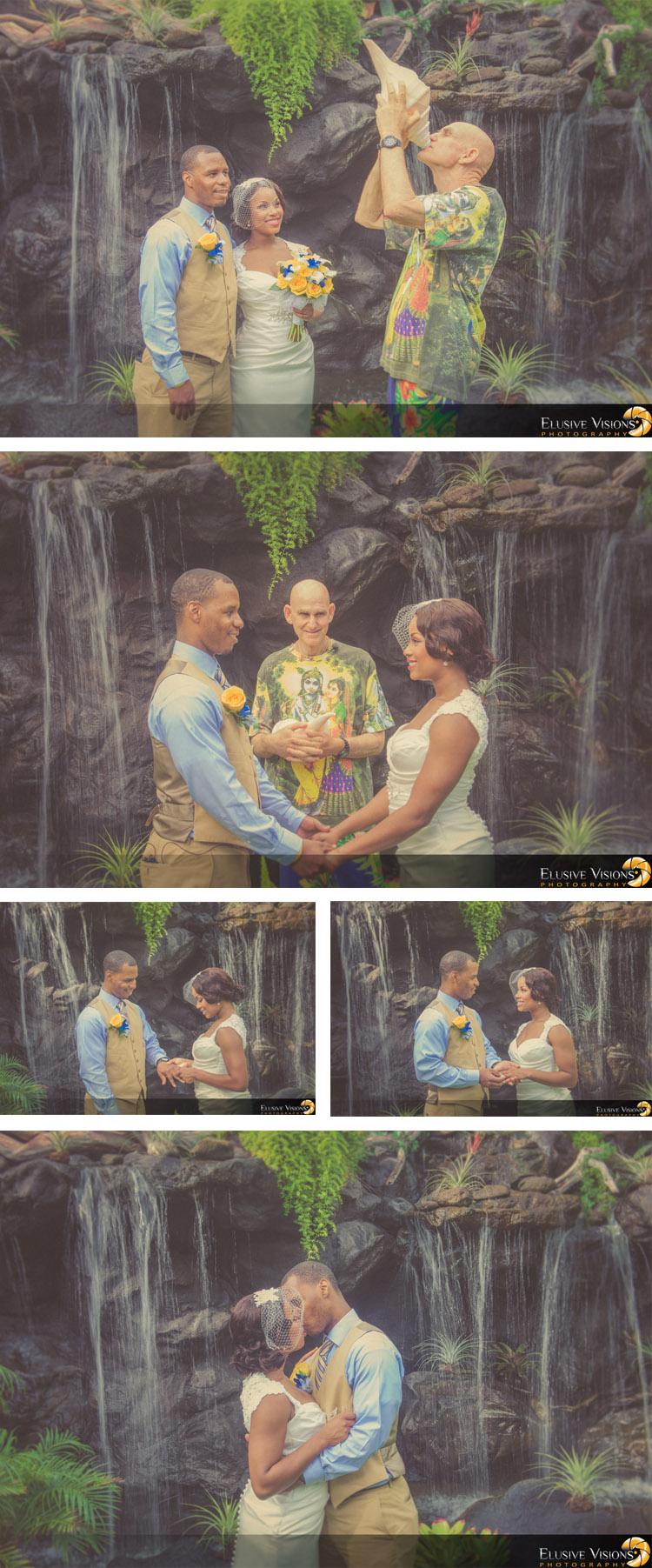 Elusive Visions Hawaii Wedding Photographers 4