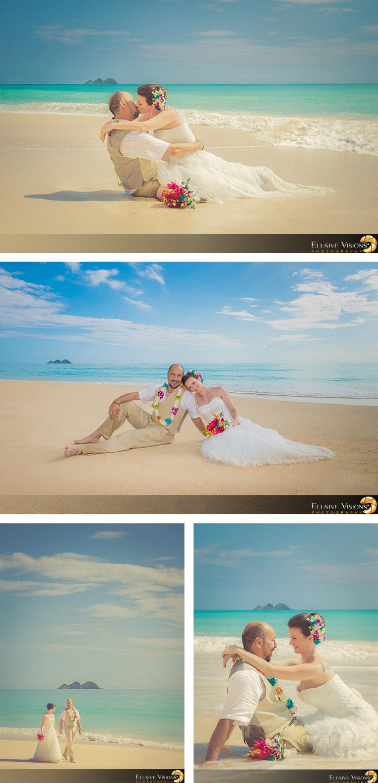 Hawaii Beach Wedding Photography by Elusive Visions1