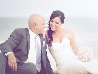 Monique & Ben Featured Wedding