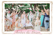 Recent Weddings Image frame