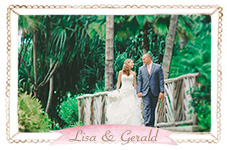 Recent Weddings Image frame
